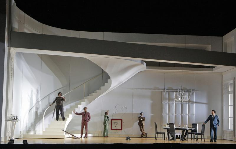 Act I from Partenope at San Francisco Opera House
