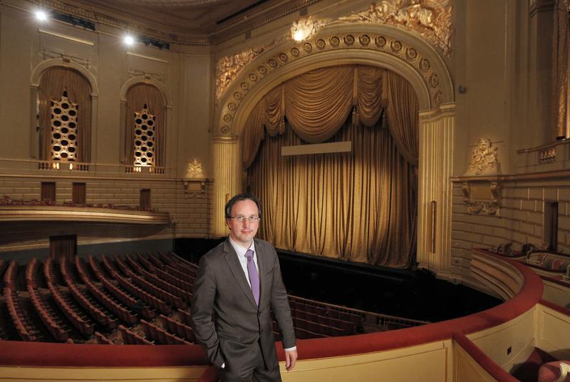 Matthew Shilvock is the new general director of San Francisco Opera.