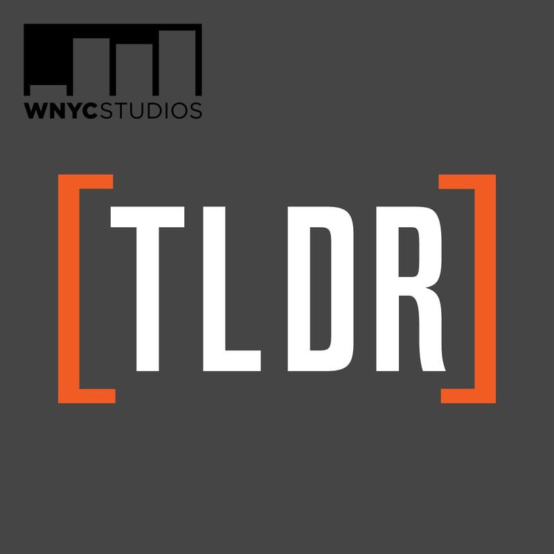 TLDR - What Does TLDR Mean? | On the Media | WNYC Studios