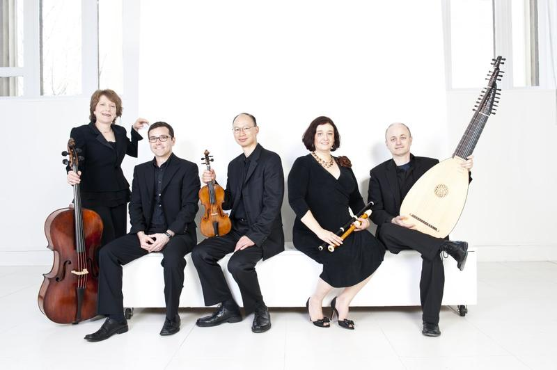 Philadelphia-based Baroque ensemble Tempesta di Mare.
