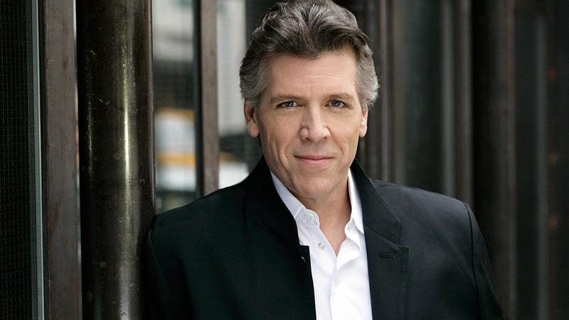 Thomas Hampson, baritone.
