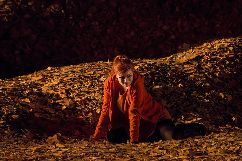Lucie Silkenova stars in 'The Cunning Little Vixen' at Teatro Regio Torino.