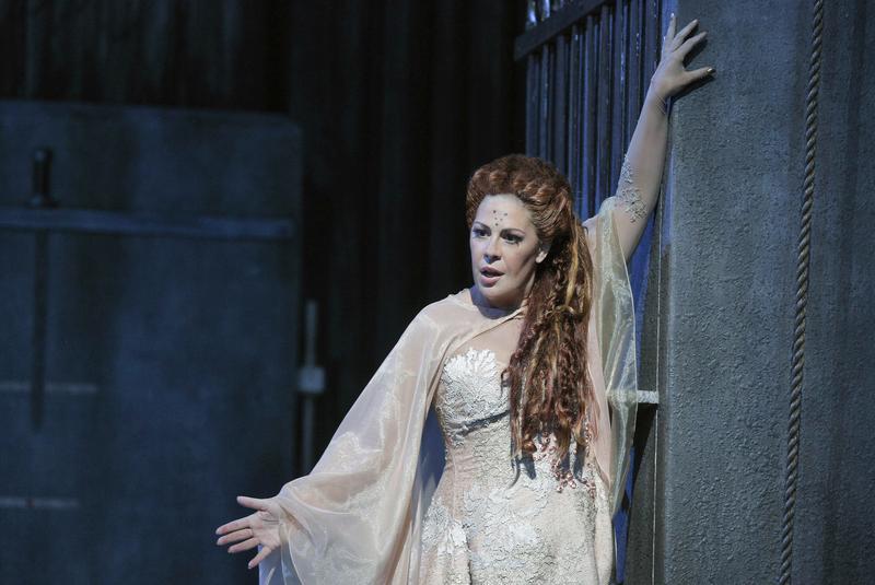 Sondra Radvanovsky as Norma