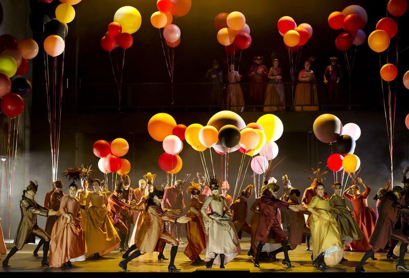 Verdi's <em>A Masked Ball</em> from the Royal Opera in Stockholm.
