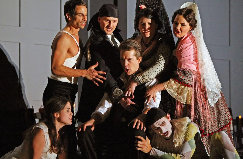 Christopher Alden's 2009 production of Don Giovanni for New York City Opera