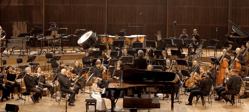 Alma Deutscher in Concert with the Israeli Philharmonic Orchestra