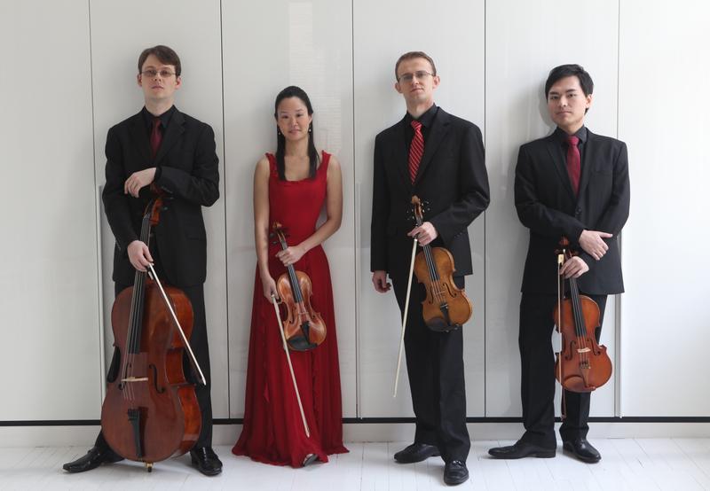 Amphion String Quartet.