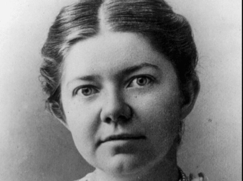 Amercian composer Amy Beach