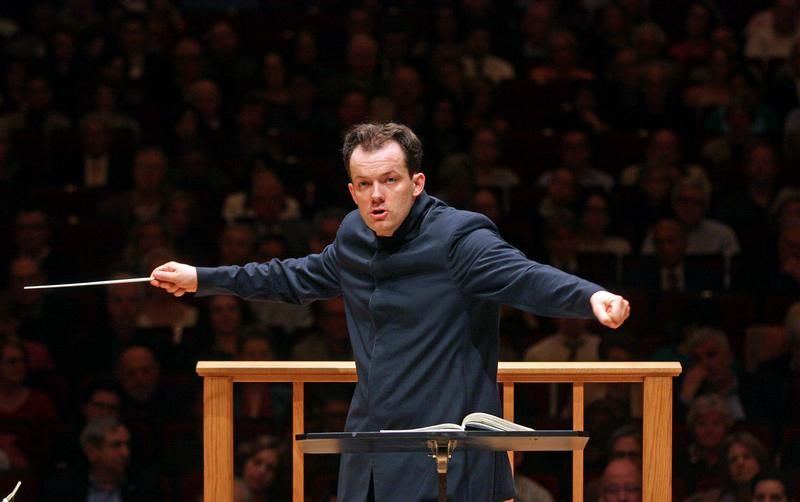 Andris Nelsons leading the Boston Symphony in Mahler's 'Symphony No. 6' on April 1, 2015