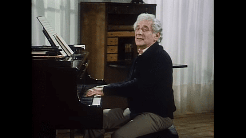 Leonard Bernstein explains the joy and wonder of Beethoven's Third.