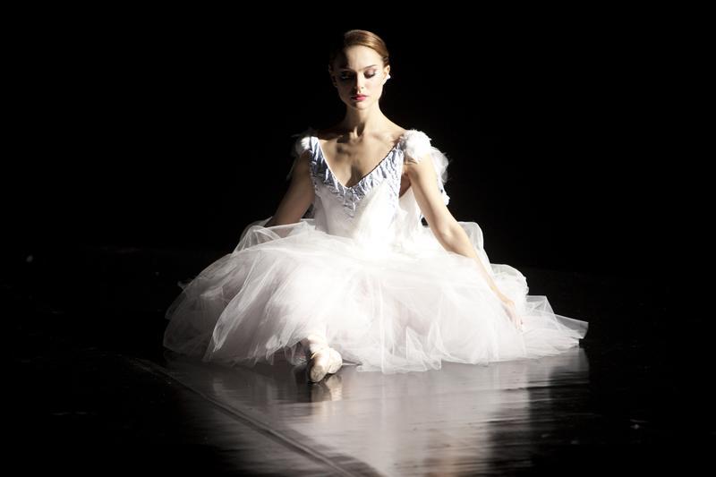 Natalie Portman in the film 'Black Swan.'