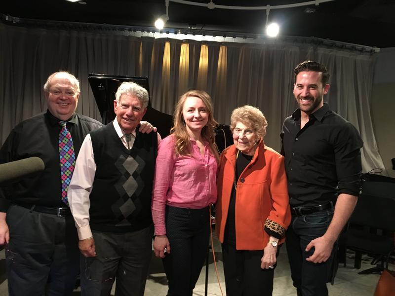 Left to right: Craig Rutenberg, Bob Sherman, Antonina Chehovska, Nora London, Steven LaBrie