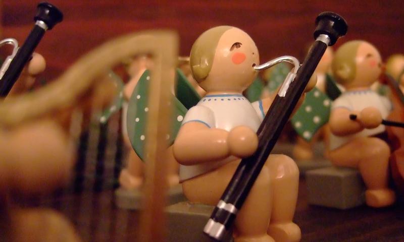 Bassoon Christmas