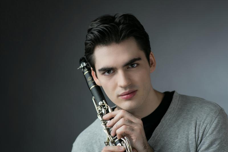 Clarinetist Raphael Severe