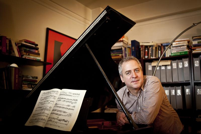 Jeremy Denk, pianist and writer. Winner of the 2013 MacArthur Genius Award.