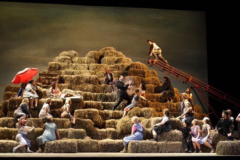 Donizetti's 'The Elixir of Love' From the Royal Opera House.