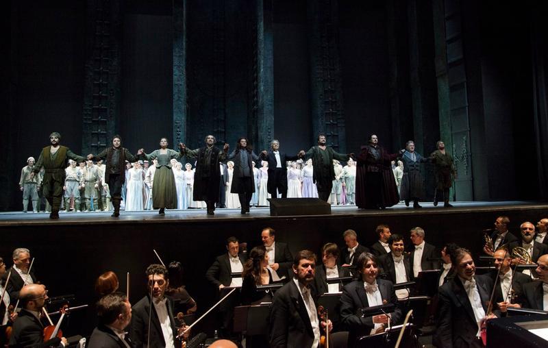 'Fidelio' curtain call at Opera di Firenze/Maggio Musicale Fiorentino