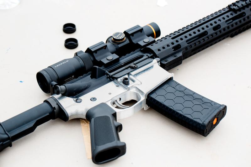 The Untraceable 'Ghost Gun' You Can Make Legally at Home | The
