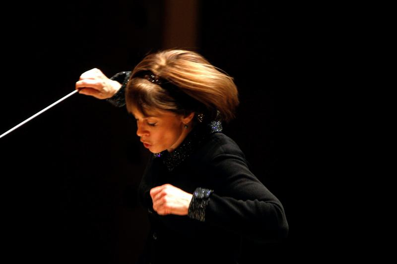 Buffalo Philharmonic Music Director JoAnn Falletta.