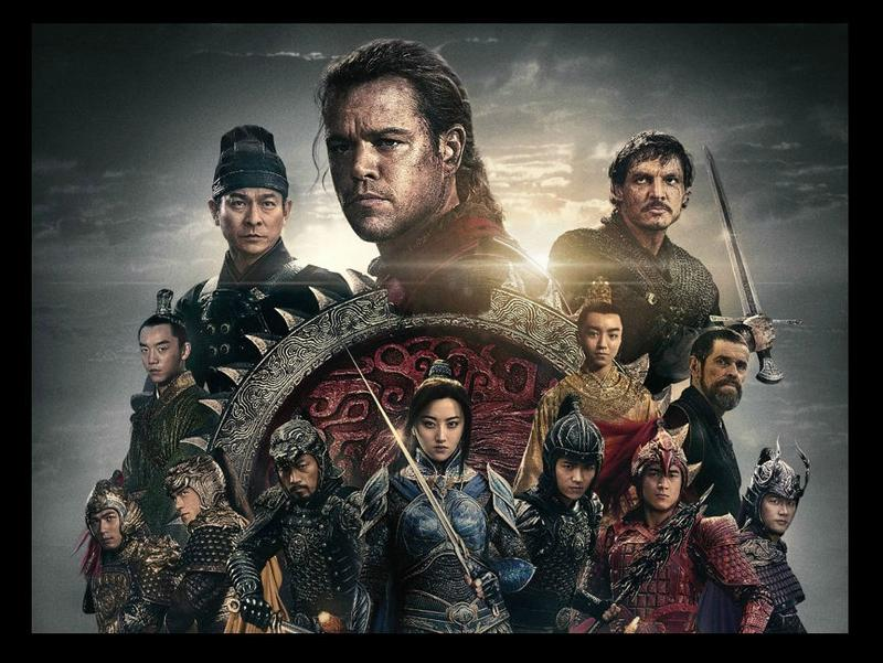 Film Review: 'The Great Wall'   The Takeaway   WNYC Studios
