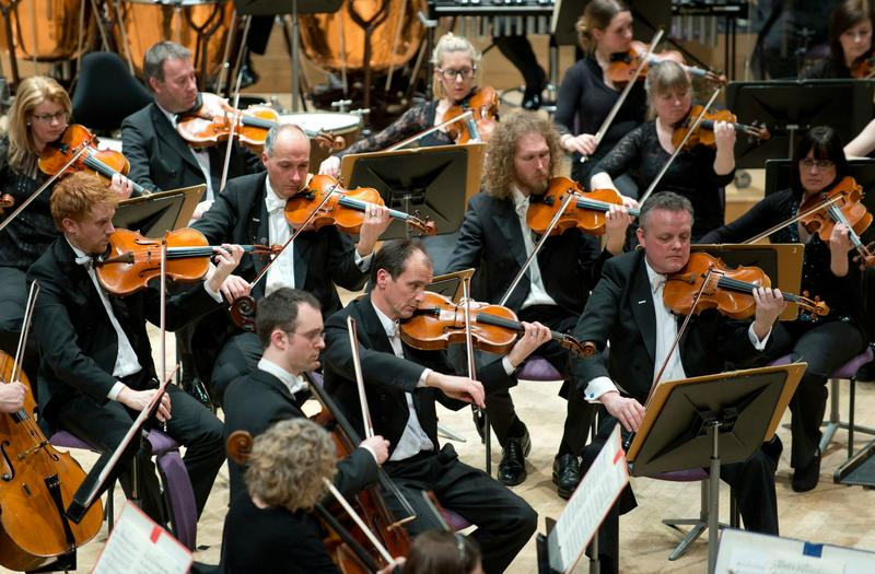 The Halle Orchestra of Manchester, England