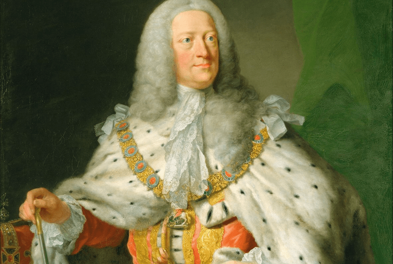 King George II of Great Britain