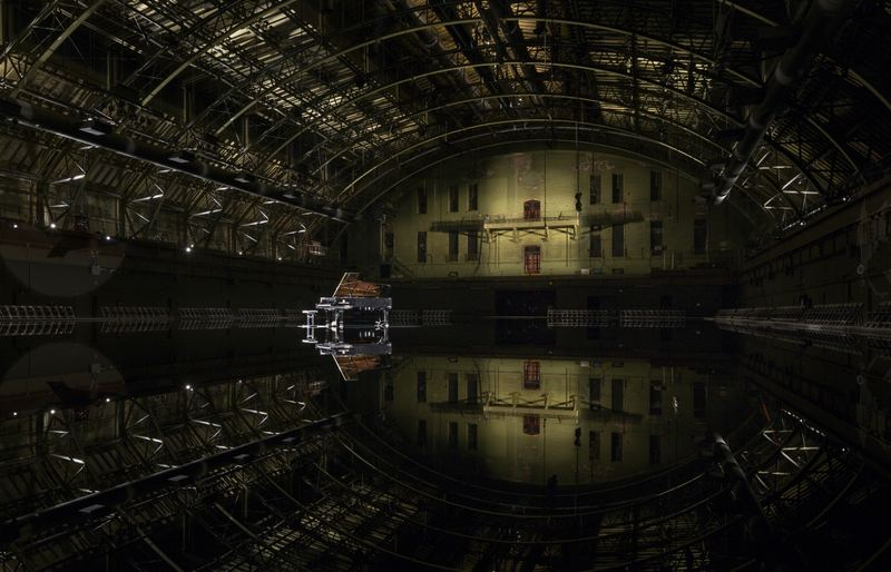 'Tears Become... Streams Become...' at the Park Avenue Armory