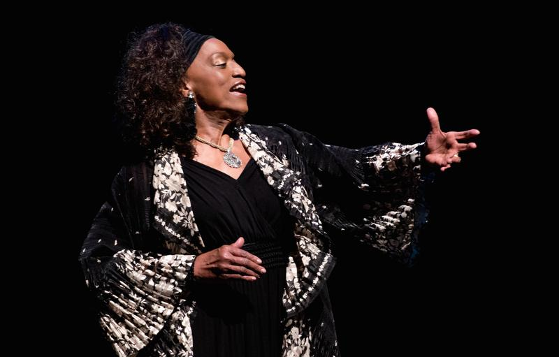 Soprano Jessye Norman at the 2014 John Jay College of Criminal Justice Awards