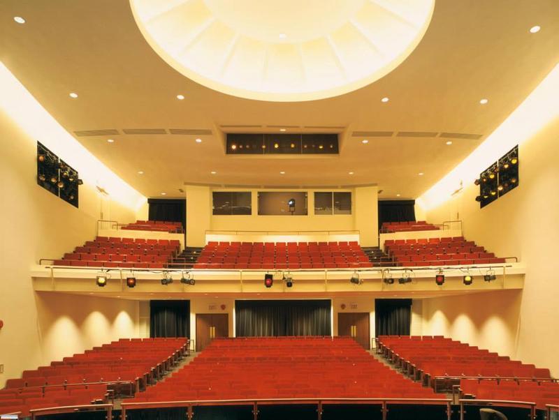Kaye Playhouse Interior