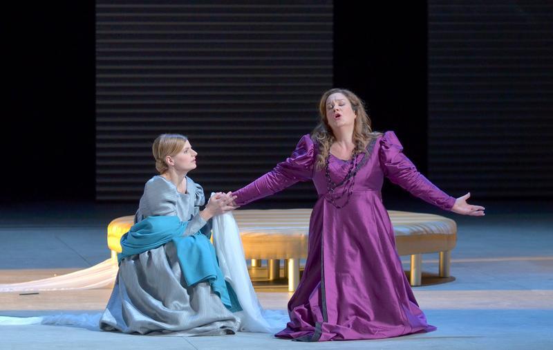 Donizetti's 'La Favorite' from the Champs-Elysées Theatre in Paris.