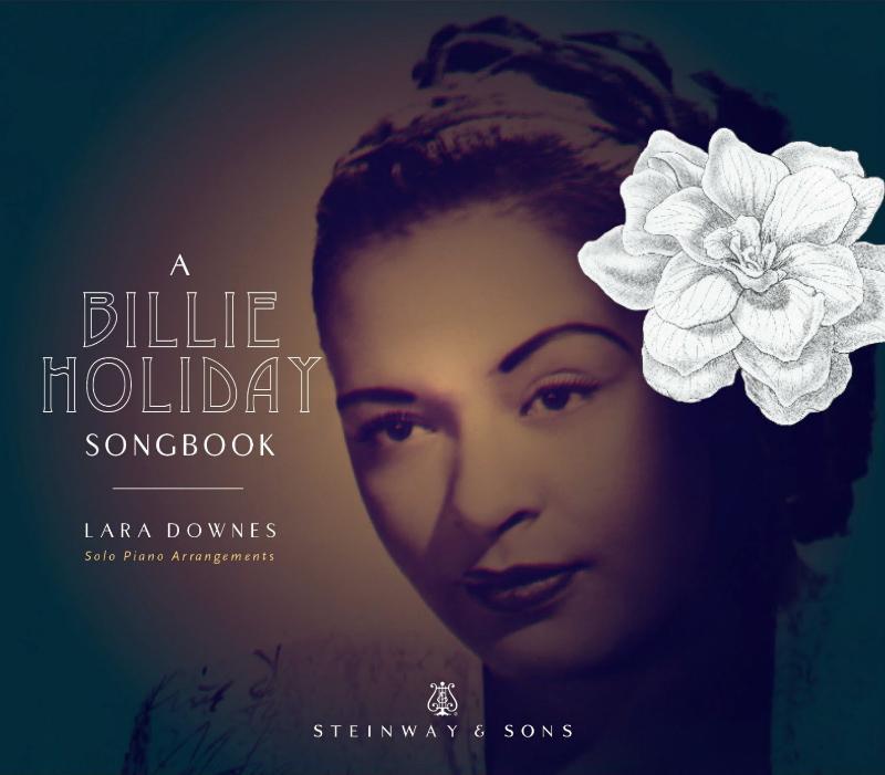 Lara Downes's 'Billie Holiday Songbook'