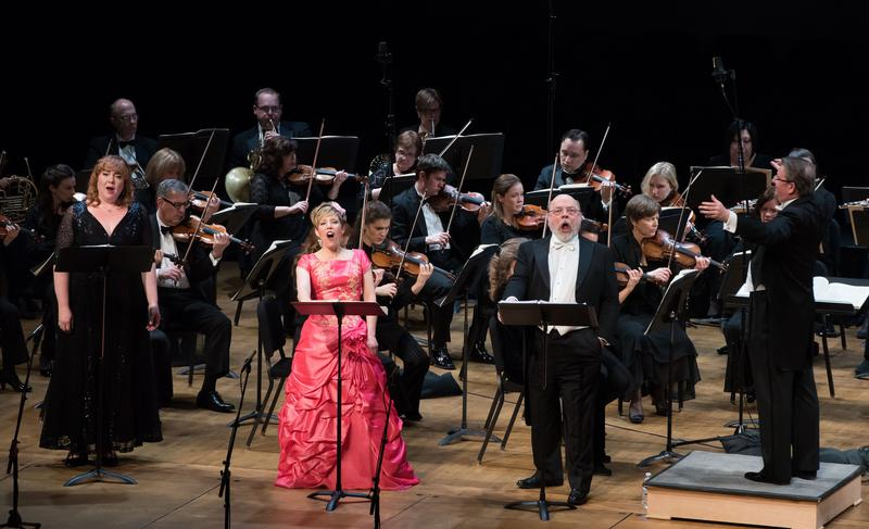 'Leonore' performed at Washington Concert Opera.