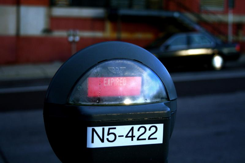 Is 'Feeding the Meter' Actually Illegal? | WNYC News | WNYC