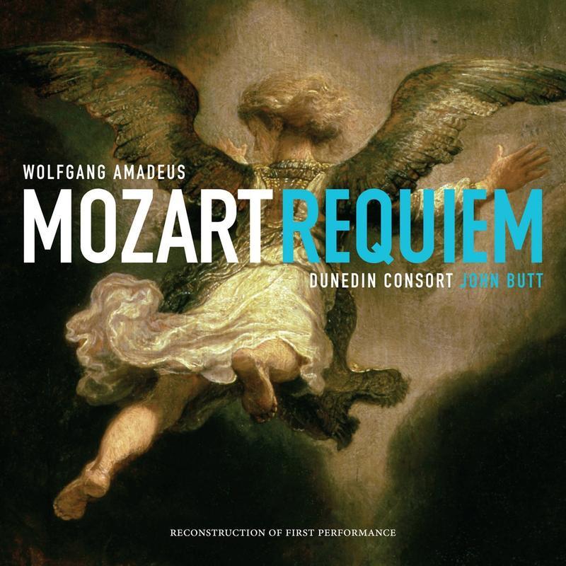 Dunedin Consort plays Mozart Requiem