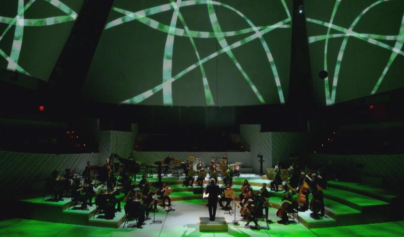 The New World Symphony performs John Cage's 'The Seasons'