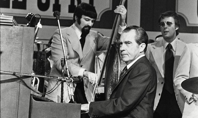 Why Richard Nixon Declared October Country Music Month Studio 360