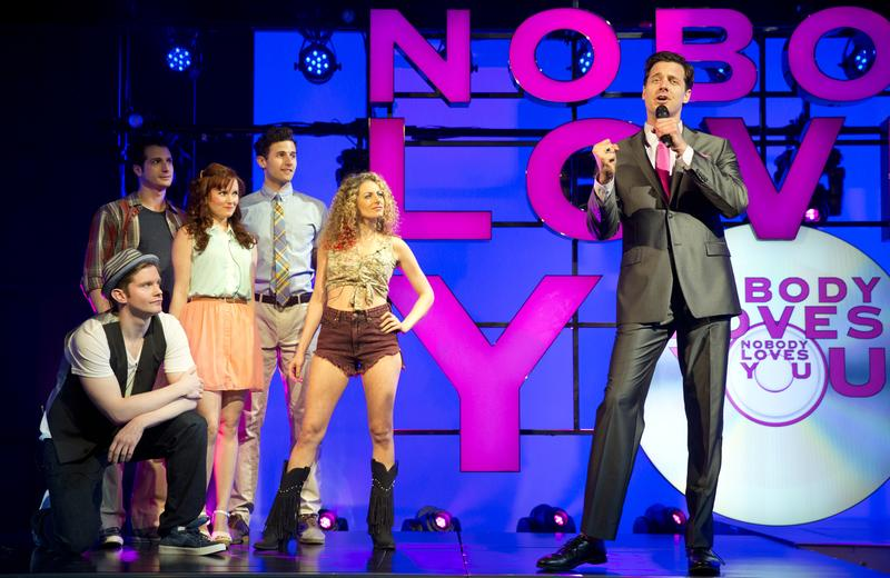 <em>Nobody Loves You</em> at the Second Stage Theatre.