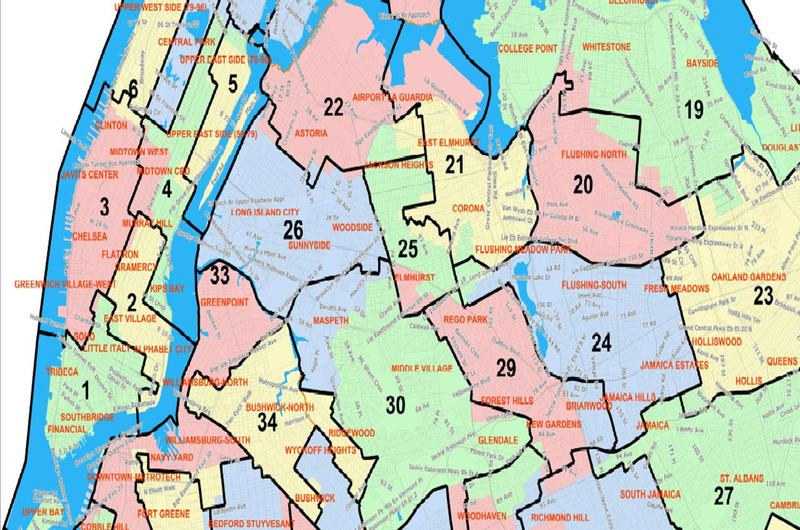The Latest in the Redistricting Battle | The Brian Lehrer Show | WNYC