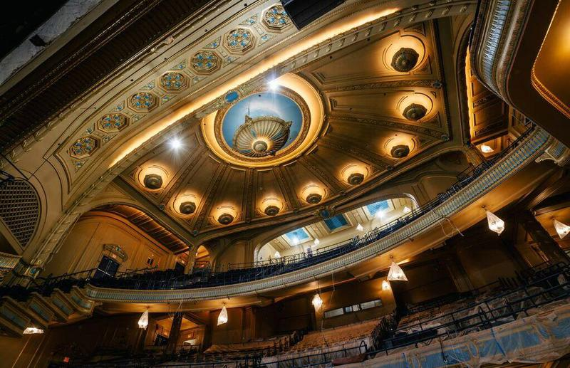 Orpheum Theater in New Orleans