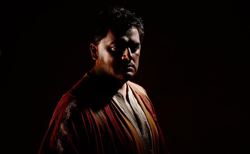 Aleksandrs Antonenko in the title role of Verdi's 'Otello.'