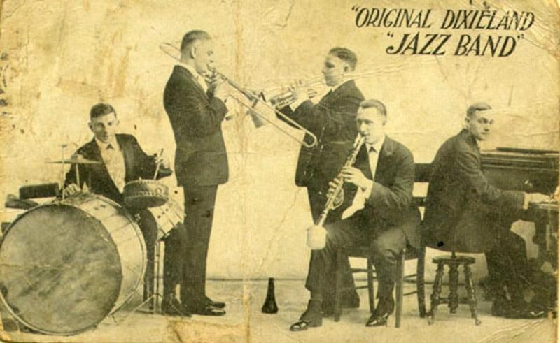 100 Years On, the First Recording of Jazz Tells the Story of