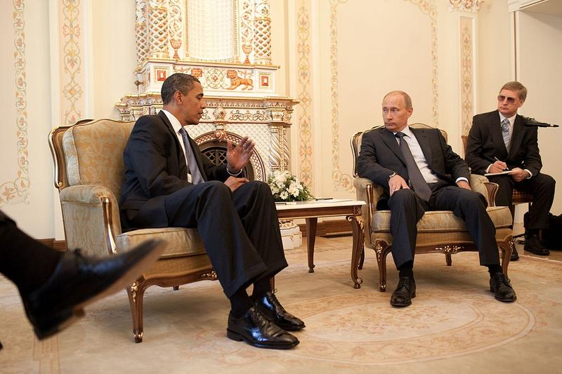 G 20 Summit In Russia Tests Relations Between Obama And Putin The Takeaway Wnyc Studios
