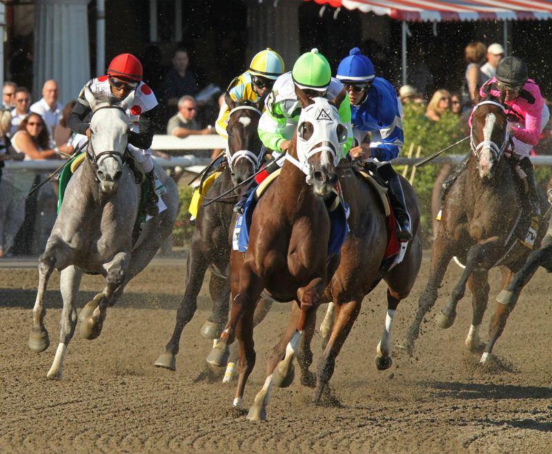 Saratoga Race Track