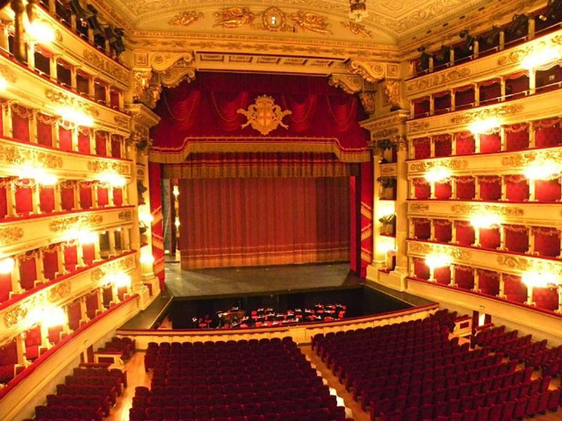 Auditorium, Teatro alla Scala