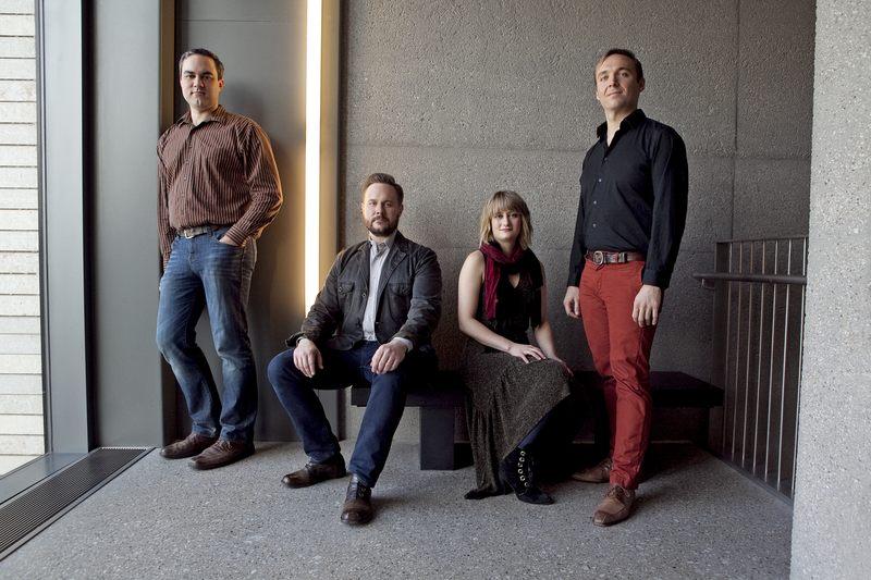 Chicago's Spektral Quartet