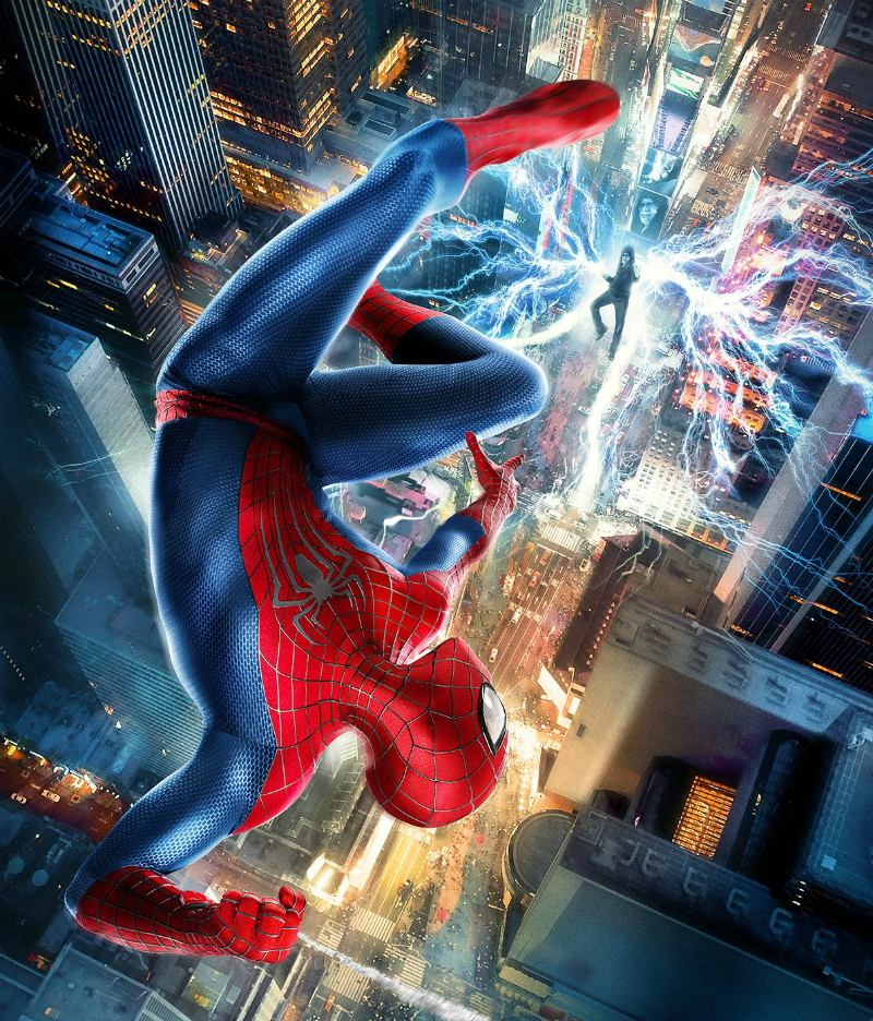 Poster for 'The Amazing Spider-Man 2'