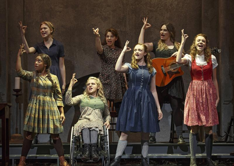 The Deaf West Theatre production of 'Spring Awakening.'