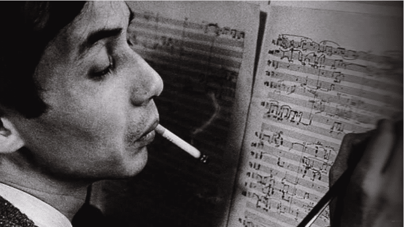 Toru Takemitsu  was a composer who counted Debussy among his many influences.