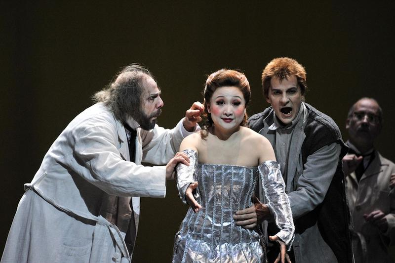Offenbach's <em>The Tales of Hoffman</em> from the Grand Liceu Theatre in Barcelona.