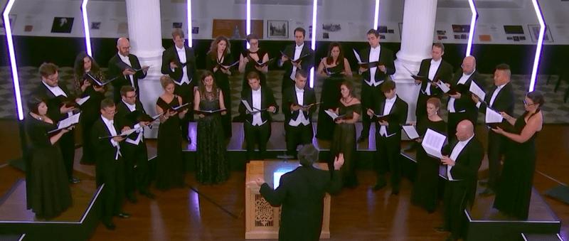 The Choir of Trinity Wall Street